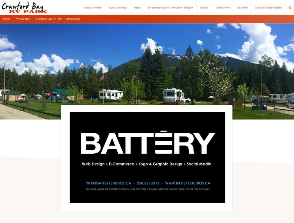 Website by Battery Studios