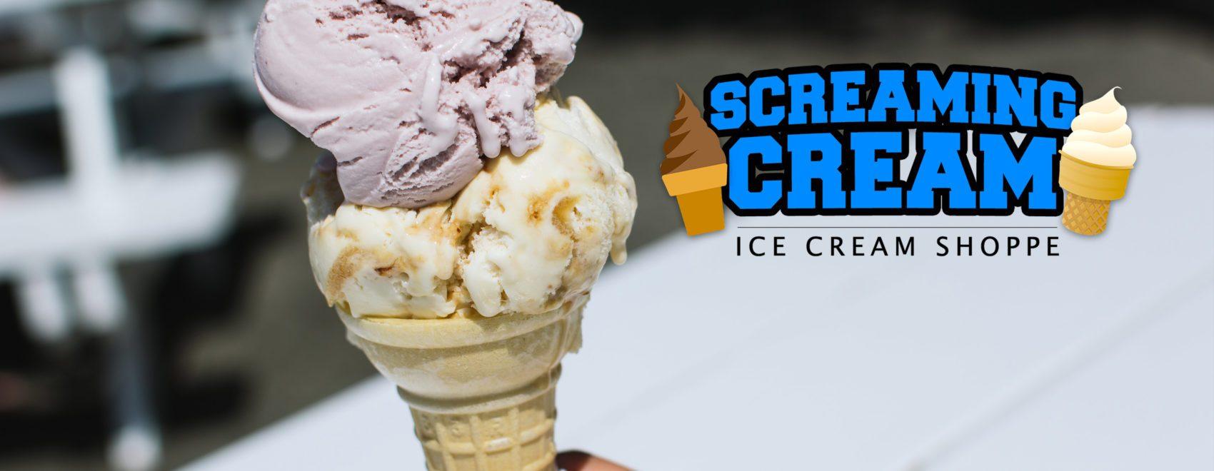 Screaming Cream Ice Cream Shoppe
