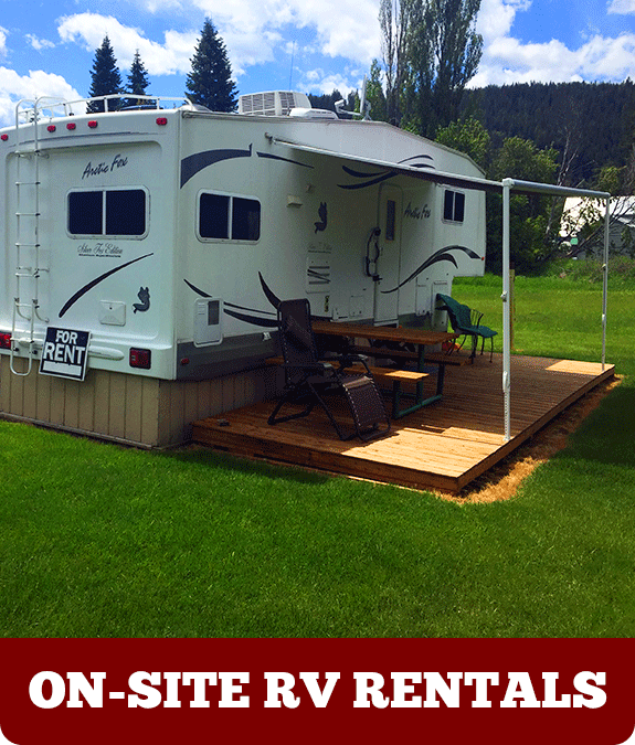 On-Site RV Rentals